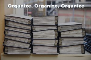 An Office Manager's Spring Cleaning List