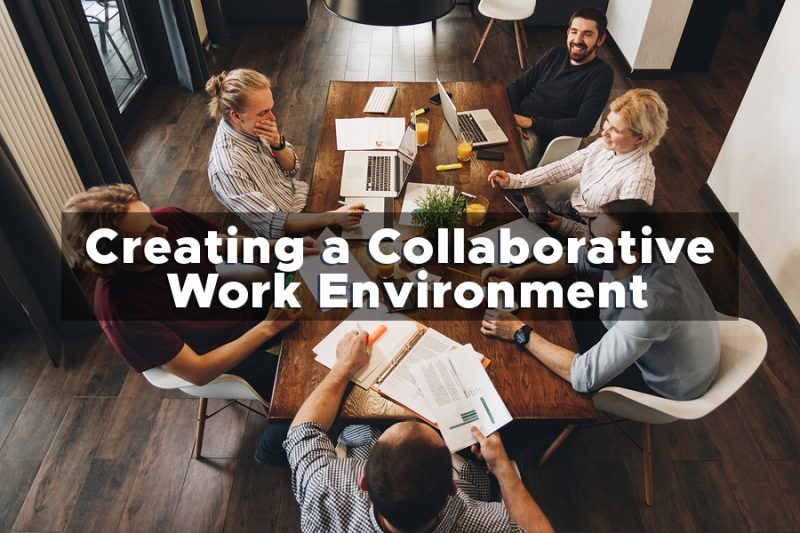 Creating a Collaborative Work Environment