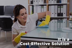 The Benefit of Outsourcing Janitorial Services for the Office
